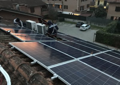 Impianto Fotovoltaico 4,5kWp – Ferrara