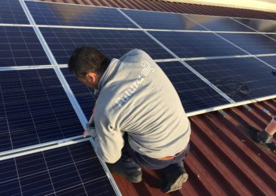 Impianto Fotovoltaico 10kwP – Succivo (CE)