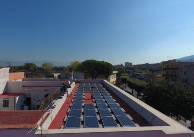 Impianto Fotovoltaico 13kwP – Sant'Anastasia(NA)