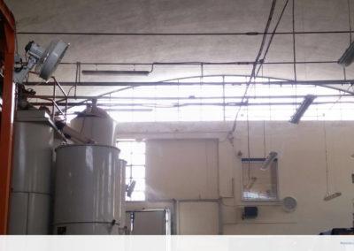 Installazione impianto di nebulizzazione fisso – Biancaffè