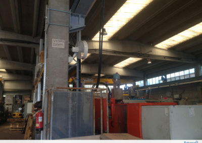 Installazione impianto di nebulizzazione fisso – Bronzo SRL
