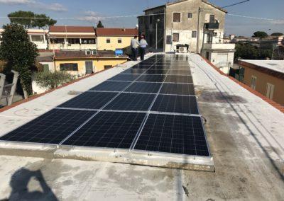 Impianto Fotovoltaico 10kwP – Castel Volturno (CE)